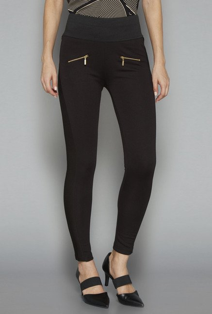Wardrobe Black Milo Trouser