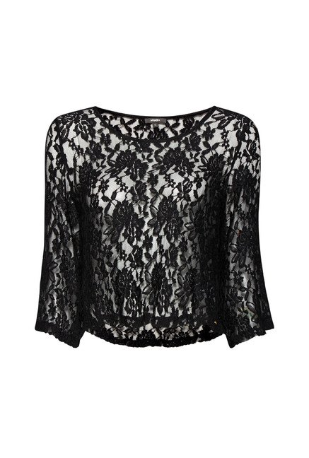 Nuon Black Jasper Blouse