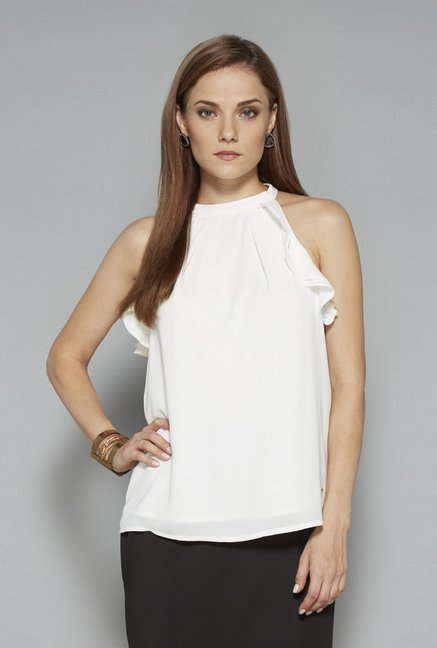 Wardrobe Off White Bali Blouse