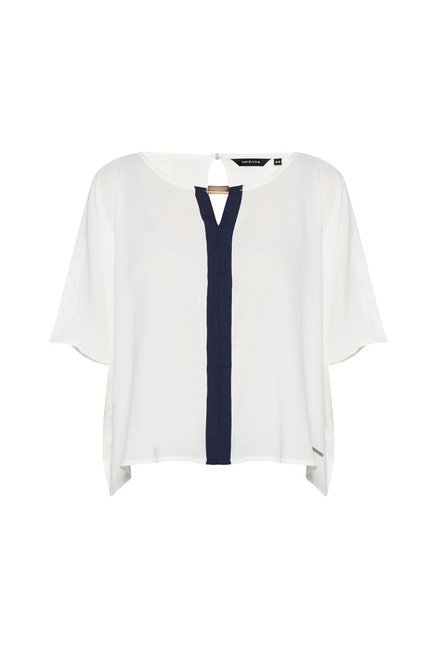 Wardrobe White Burma Blouse