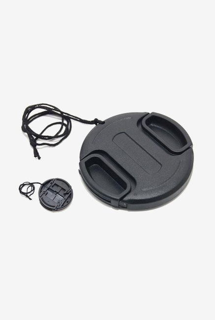 JJC LC-72 72 mm Lens Cap Black