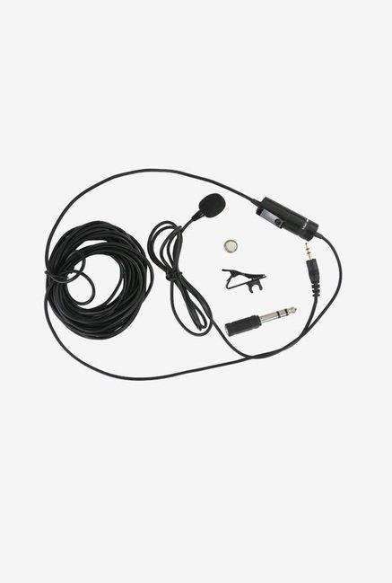 JJC SGM 38 Collar Microphone Black