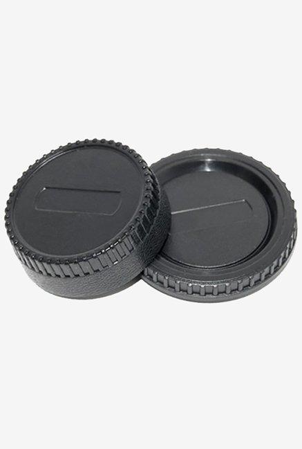 JJC L R2 Lens Cap Black