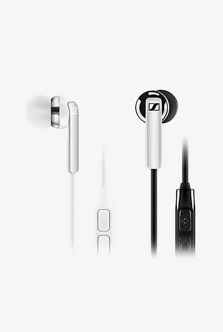 Sennheiser CX 2.00i Wired In Ear Earphone Black