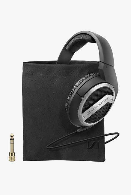 Sennheiser HD 449 Over the Ear Headphone (Black)