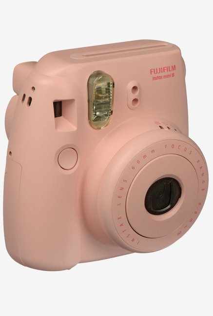 Buy fujifilm instax mini 8 instant camera pink online at for Instax mini 8 housse