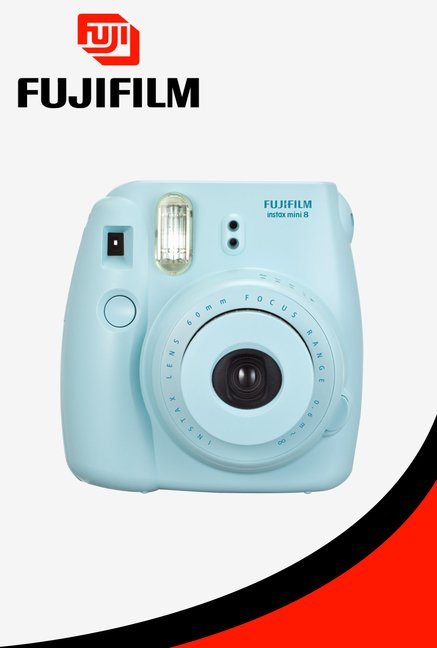 Fujifilm INSTAX MINI 8 Instant Camera Blue