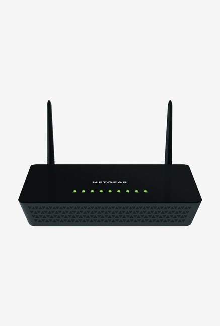 NetGear R6220 Wi-Fi Router with External Antennas Black