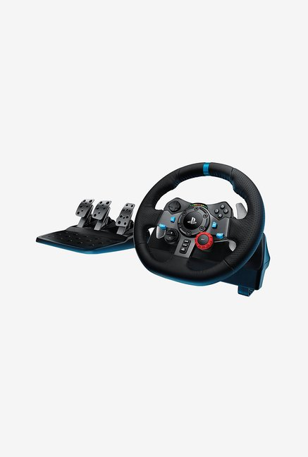 Logitech G29 Driving Force Racing Wheel Black