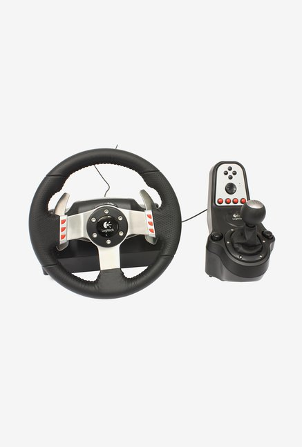 Logitech G27 Racing Wheel Black