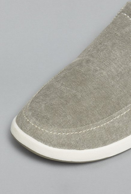 David Jones Grey Shoes