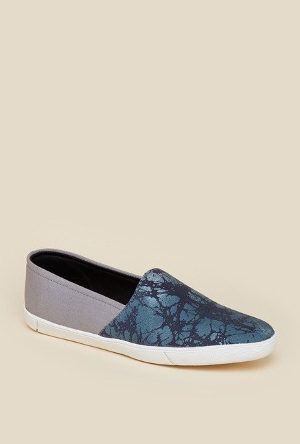 Zudio Blue Suave Loafers