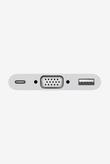 Apple MJ1L2ZM/A USB-C Digital AV Multiport Adapter (White)