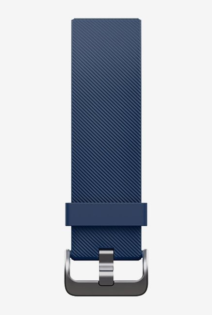 Fitbit Blaze FB502SBUL Band Classic Fitness Watch(Blue)