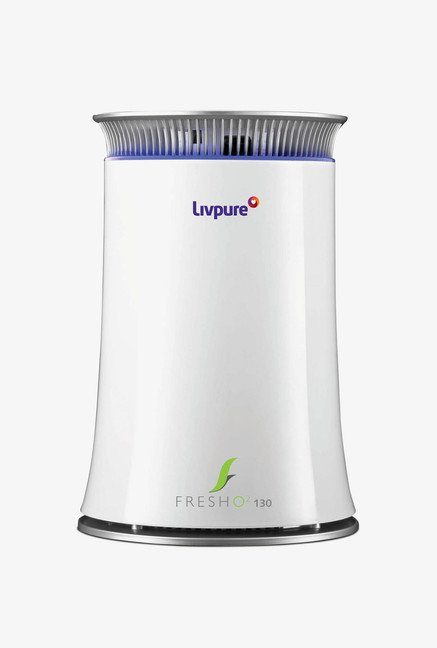 Livpure FreshO2 130 Portable Room Air Purifier White