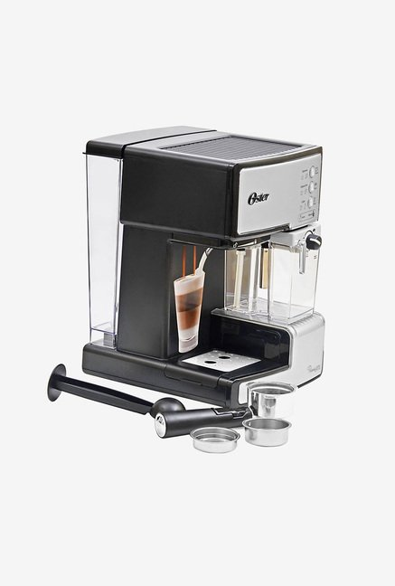 Oster 6601 Prima Latte Automatic Coffee Maker Silver