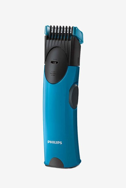 buy philips series 1000 bt1000 15 beard trimmer blue online at best price at tatacliq. Black Bedroom Furniture Sets. Home Design Ideas
