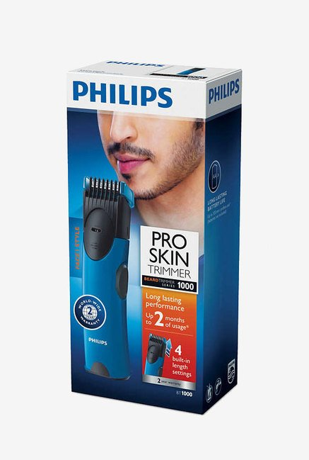 Philips Series 1000 BT1000/15 Beard Trimmer (Blue)