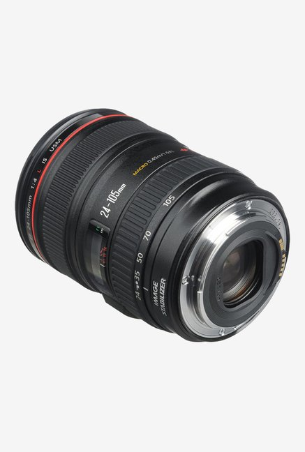 Canon EF 24-105mm f/4L IS USM Lens Black