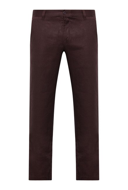 Cottonworld Coco Solid Chinos