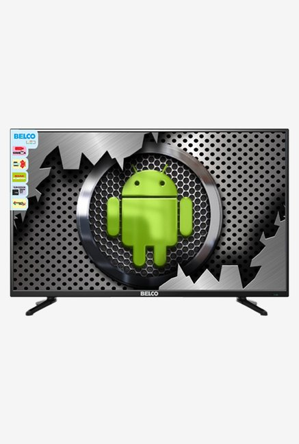Belco B32-80 81cm 32 Inch Android Smart LED TV (Black)