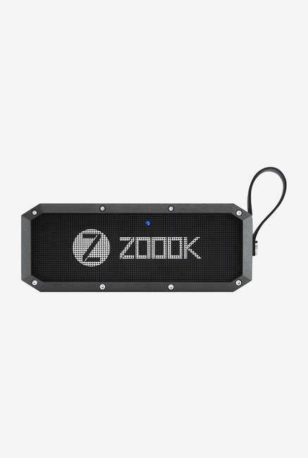 Zoook Rocker-AXL Bluetooth Speaker (Black)