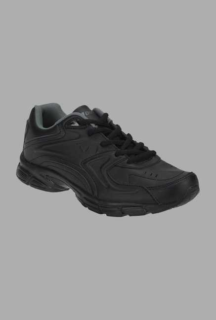 Outpace Black Cross Training Shoes