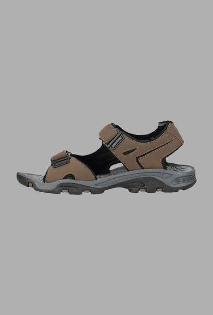 Berg Brown Delphi Sandals