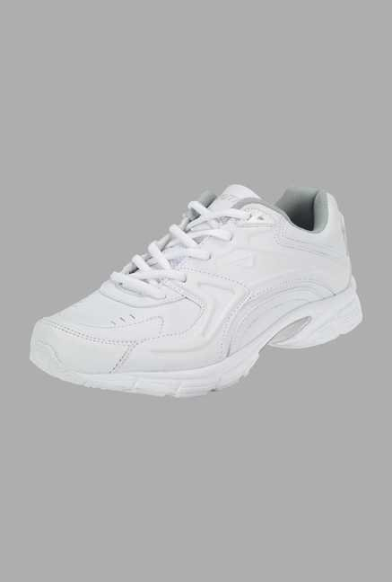Outpace White Cross Training Shoes