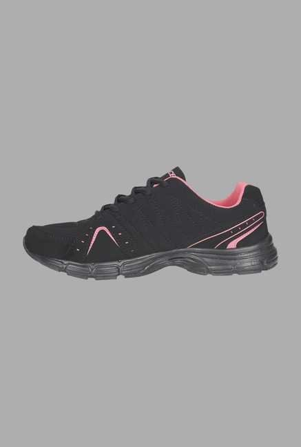 Outpace Black Training Shoes