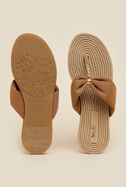 Inc.5 Chikoo Flat Sandals