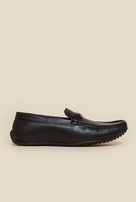 Privo by Inc.5 Black Formal Moccasins