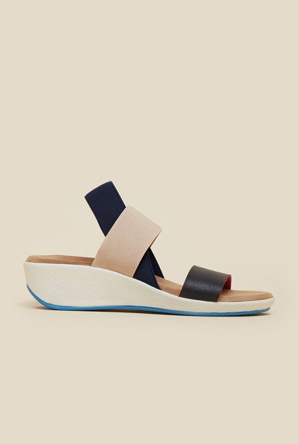 Inc.5 Multicolor Flat Sandals