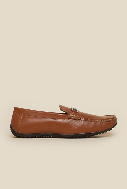 Privo by Inc.5 Brown Formal Moccasins