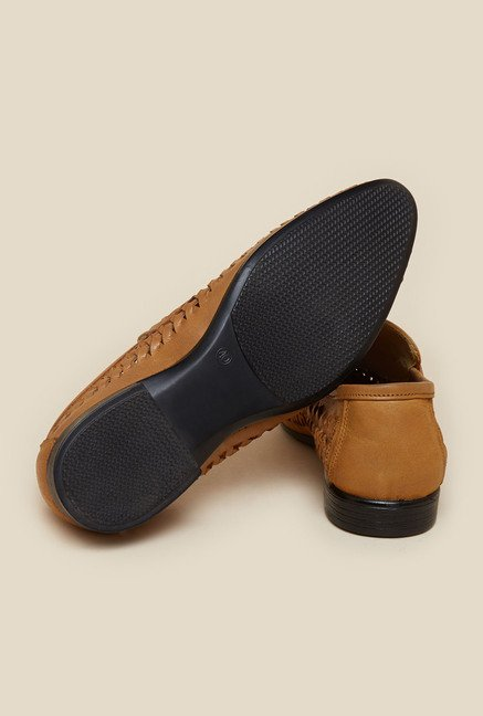 Privo by Inc.5 Tan Casual Shoes