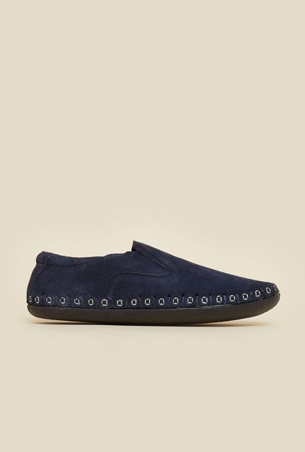 Privo by Inc.5 Navy Casual Moccasins