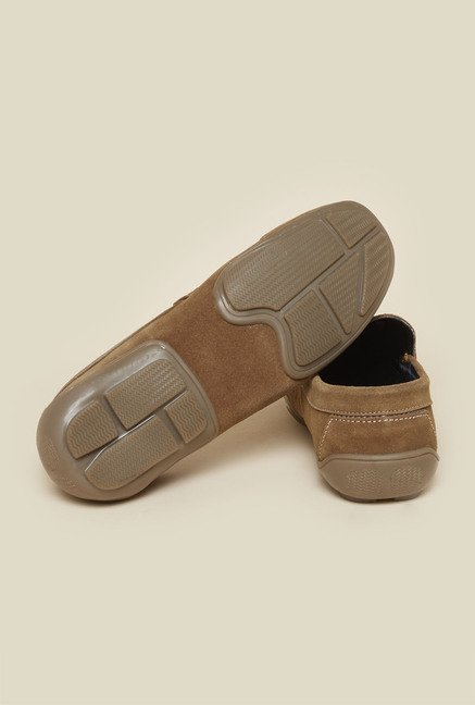 Privo by Inc.5 Camel Casual Moccasins