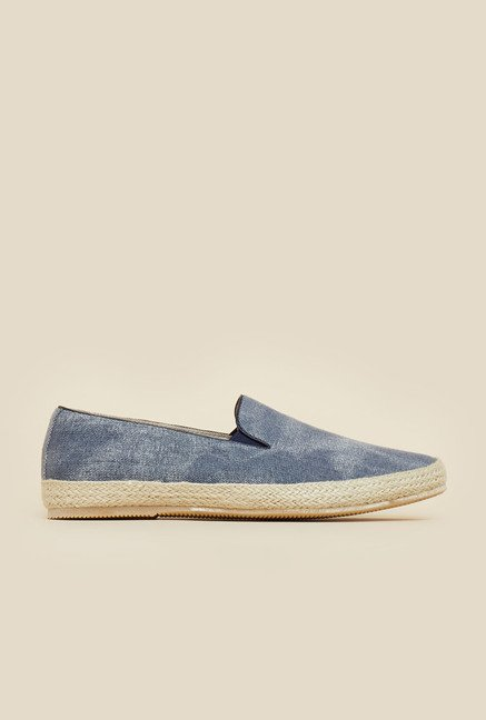 Privo by Inc.5 Blue Loafers