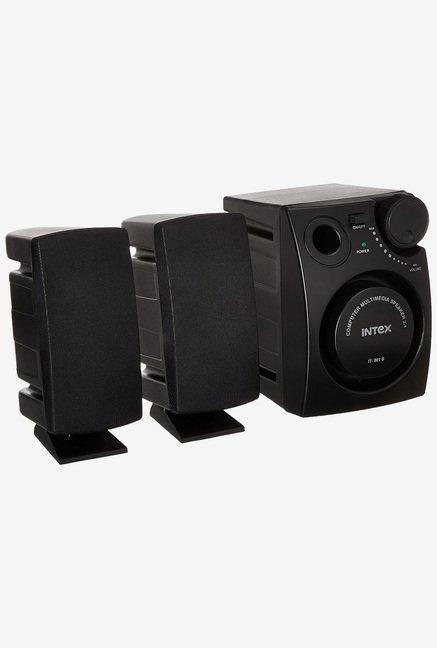 Intex IT 881S 2.1 Computer Speaker  Black