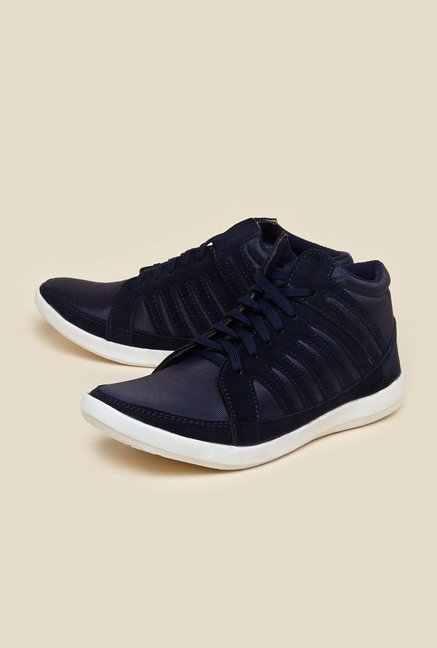 Zudio Navy Sneaker Shoes