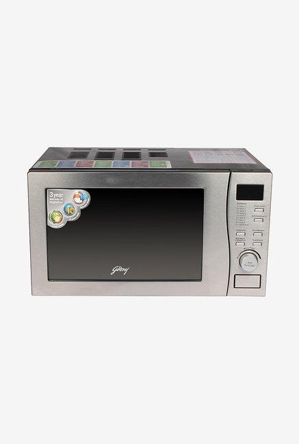 Godrej GMX 20 CA5 MLZ 20 Litre Convection Microwave (Silver)