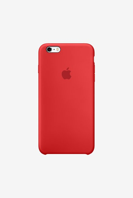meet 2850c c4382 Buy Apple iPhone 6s MKY32ZM/A Silicone Case (Red) online at tataCliQ.com
