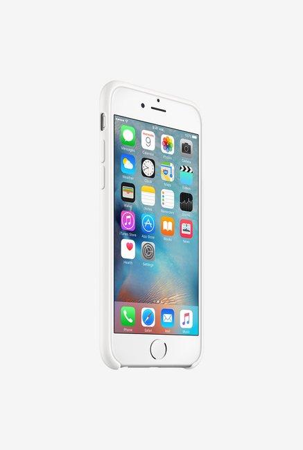 Buy Apple iPhone 6s Plus MKXK2ZM A Silicone Case (White) online at  tataCliQ.com 429abd5cc30