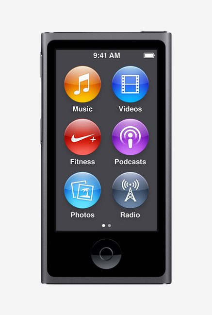 Apple MKN52HN/A iPod Nano 16 GB Space Grey