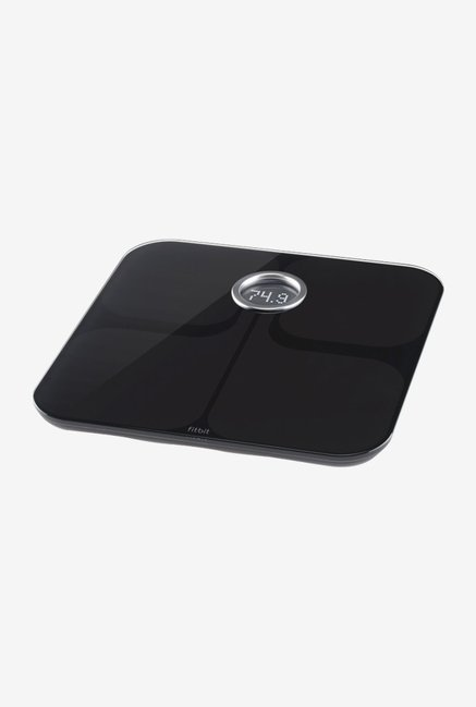 Fitbit Aria FB201B Fitness Tracker Scale (Black)
