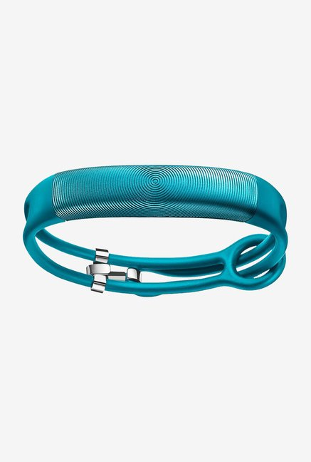 Jawbone UP2 Thin Strap Activity Tracker (Turquoise Circle)