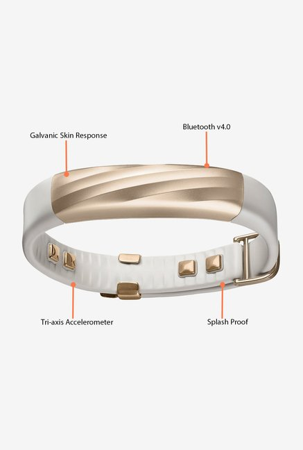 Jawbone UP3 Activity Tracker (Sand Twist)