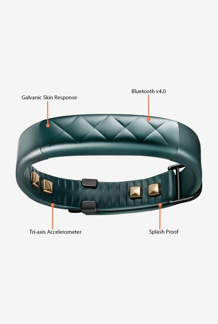 Jawbone UP3 Activity Tracker (Teal Cross)