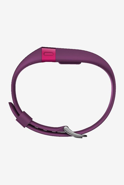 Fitbit Charge HR Activity Wristband, Large (Plum)