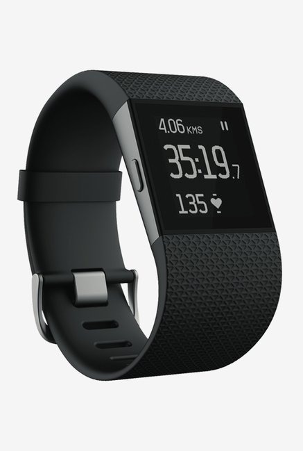 Fitbit Surge Smart Watch (Black)